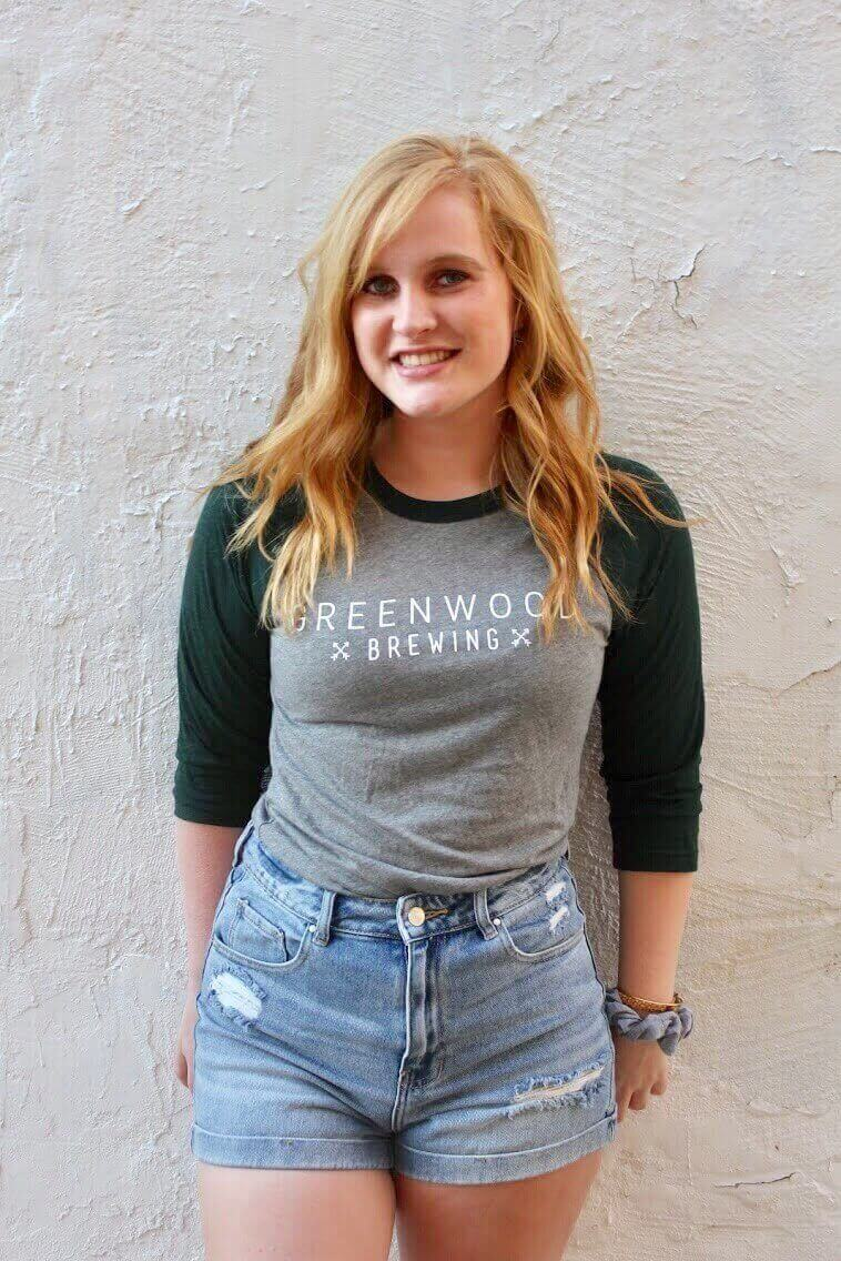 Greenwood Brewing Baseball Tee